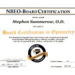 drsummerow_board_cert_optometry